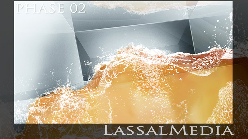 LassalMedia, Water & Waves for Animatic (several colors)