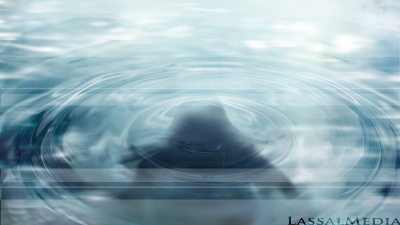 LassalMedia – Sample images from an animatic for Multibionta (work-in-progress) Water splash and emerging