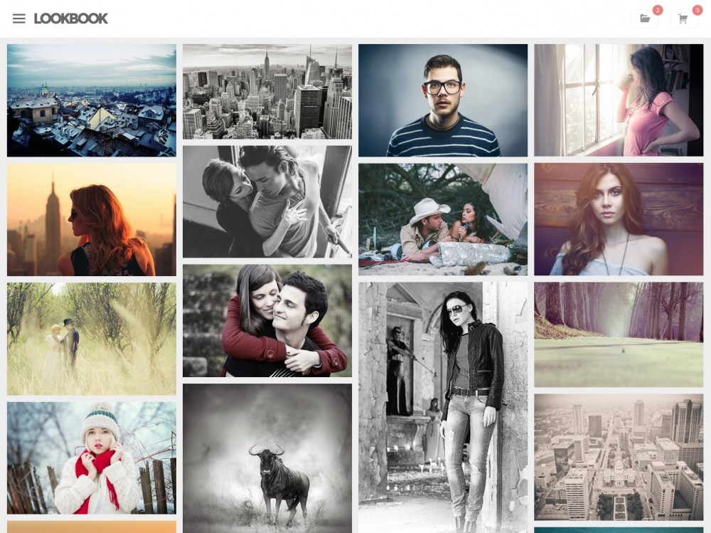 Lookbook WordPress Theme