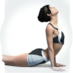 Beauty & Health Poses / Yoga / Samples