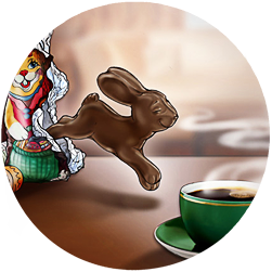 Key Visuals for Jacobs Kaffee