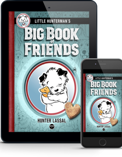 Little Hunterman's The Big Book of Friends ebook